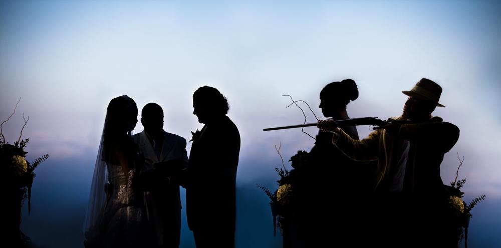 Jewish shotgun wedding